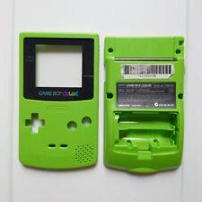 Original Nintendo GameBoy Color Replacement Shell Case GBC CGB-001 Green