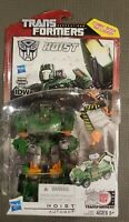 Transformers Generations Hoist Thrilling 30 Deluxe Class New With IDW Comic