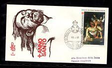 FDC SMOM anno santo 1984