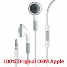 100%Genuine Original Apple iPhone 4/5/6/6S EarPod Earphone Headset Remote & Mic