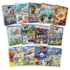 Paw Patrol: Nick JR Junior Series 13 Complete Collections Box / DVD Set(s) NEW!