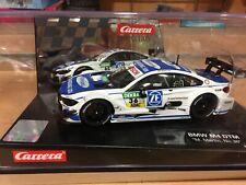 "CARRERA SLOT 1:32,BMW M4 DTM ""M.MARTIN,Nº36"""