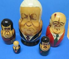 Russian Matryoshka Nesting Dolls-Estate Sale