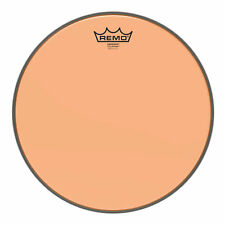 Remo Emperor Colortone Orange Drumhead 13""