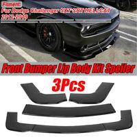 15-19 Dodge Challenger New Air Dam Front Lip Spoiler Close Out Cover Right Mopar