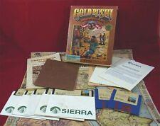 PC DOS: GOLD Rush! - Sierra 1988