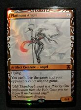 1x Platinum Angel Masterpiece NM - Kaladesh Invention Foil MTG Magic x1
