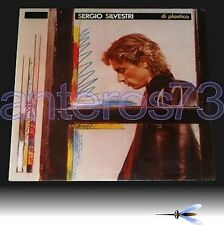SERGIO SILVESTRI RARO LP SIGILLATO - I POOH