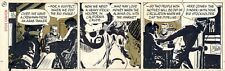 MILTON CANIFF Steve Canyon 10/20/1977 ORIGINAL COMIC STRIP ART