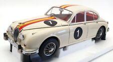 Model Icons 1/18 Scale Model Car 321006 - 1962 Jaguar MK 2 3.8 Bob Jane