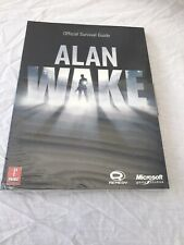 Alan Wake Official Survival Guide - Prima - Sealed