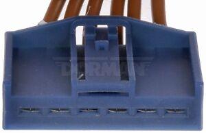 Brake / Tail / Turn Signal Light Connector Dorman 645-733