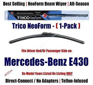 Super Premium NeoForm Wiper Blade Qty 1 fit 1998-2002 Mercedes-Benz E430 - 16240