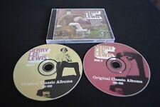 JERRY LEE LEWIS ORIGINAL CLASSIC ALBUMS 1965-69 RARE AUSTRALIAN  2 X CD!