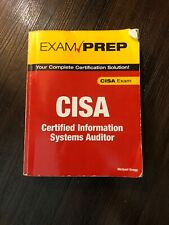 CISA Exam Prep: Certified Information Systems Auditor by Michael Gregg