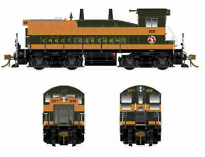 RAPIDO TRAINS (HO) 27561 GREAT NORTHERN SW1200 # 30 DCC/SOUND - NEW