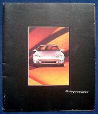 Prospekt brochure 1996 Lexus Coupé (USA)