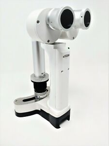 Portable Refurbished Hand Slit Lamp /w 2 Rechargeable 6 hour Batteries & Case