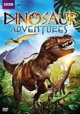 Bbc Dinosaur Adventures Dvd New Sealed Children's T-Rex Diplodocus