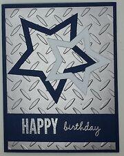 Handcrafted Greeting Card - Happy Birthday - Masculine - Dallas Cowboys