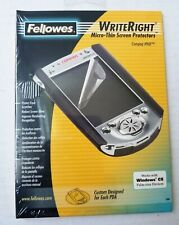 Fellowes WriteRight Micro-Thin Screen Protectors for Compaq iPAQ (12 Pack NEW)