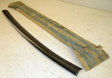 NOS 1967 Upper Windshield Moulding Right Hand - Chevrolet Impala Belair Chevy GM