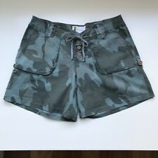 Urban Outfitters Women UO 100% Cotton Camouflage Shorts, US Size 7