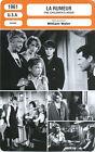 Movie Card Fiche Cinéma. La rumeur/The children's hour (USA) William Wyler 1961