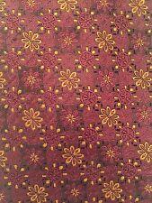 Forte Mens Handmade silk necktie Woven Floral pattern