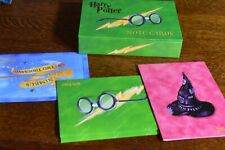 Harry Potter Note Card Set in Box Note Cards -9