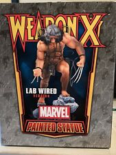 Wolverine Weapon X Full Size Painted Statue Bowen Designs LE #35/500