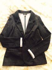 Mango Jacket (black, business causal, brand new, unused)