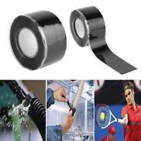 Rubber Heat-Resistant Bonding Self Fusing Wire Hose Tape Water Pipe Repairing