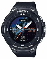 Japaan CASIO Smart Outdoor Watch ProTrek Smart GPS with WSD-F20-BK F/S New