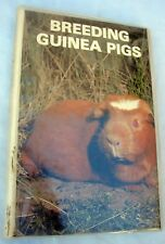 Breeding Guinea Pigs by Jennifer Axelrod Tfh Book hardcover