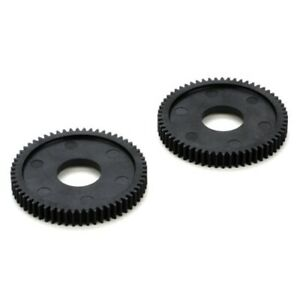Losi LOSB1832 Spur Gears(2) 60T/Tooth: 1/18 Mini-Sprint