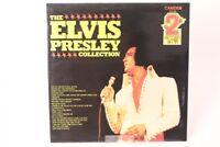 The Elvis Presley Collection 2 Record Set Schallplatte LP Stereo Camden PDA 009