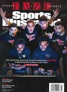 Sports Illustrated  July 2021  FAZE E Sports