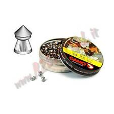 PIOMBINI GAMO MAGNUM ENERGY DIABOLO CAL 4.5mm TESTA A PUNTA 250 Pz DA CACCIA