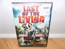 Last of the Living (DVD, 2009, Widescreen) Zombie Apocalypse BRAND NEW SEALED!!!