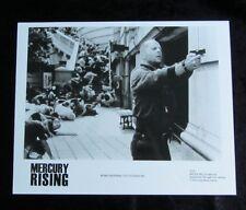 MERCURY RISING original press photo BRUCE WILLIS