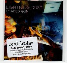(EF31) Lightning Dust, Loaded Gun - 2013 DJ CD