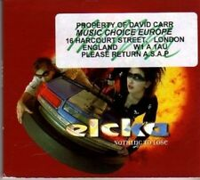 (AM572) Elcka, Nothing To Lose - DJ CD