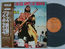 GRUPO AYMARA CONCIERTO EN LOS ANDES DE BOLIVIA / JAPAN OBI