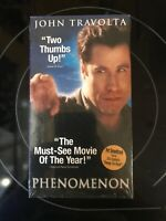 NEW VHS Phenomenon: John Travolta Kyra Sedgwick Robert Duvall Forest Whitaker