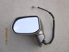 06-11 HONDA CIVIC DRIVER LH SIDE ELECTRIC POWER NON-HEATED EXTERIOR DOOR MIRROR