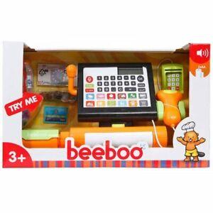 Registrierkasse Touchscreen für Kinder Kasse Kinderkasse Scannerkasse Spielzeug