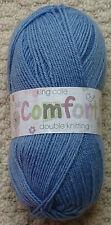 Knitting Wool 100g Comfort DK Double Knitting Baby Yarn King Cole