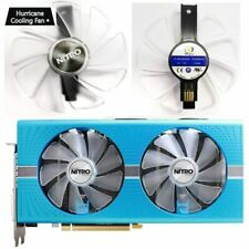 CF1015H12D HQ 95 mm GPU Cooling Replacement Fan For Sapphire NITRO RX480 RX470