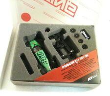qq 88253 FLY PORSCHE 911 EVO 3 EDICION ESPECIAL 360 XBOX NEGRO VERDE ( EN KIT )